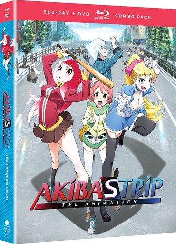 Akiba's Trip: Complete Series [Blu-ray] [Import]