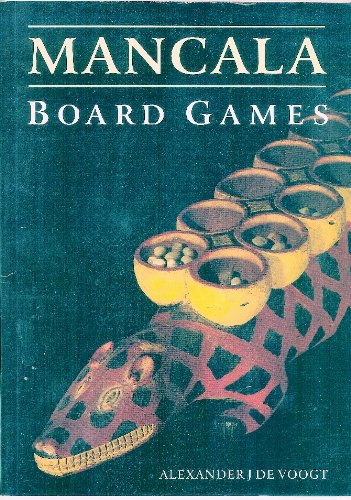 Mancala: The Board Game in Africa and Asia (Ethnography)