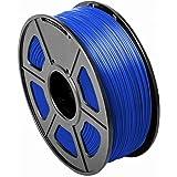CC DIY - PLA+ 3D Printer Filament 1.75mm 1kg Spool Dimensional Accuracy +/- 0.02 mm (Blue)