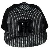 MIZUNO(ミズノ) ヒッコリーフラットキャップ 阪神タイガース 12JRBT8134F 34)ブラック F