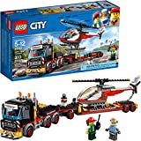 LEGO City Great Vehicles Heavy Cargo Transport 60183 Building Kit (310 Piece)
