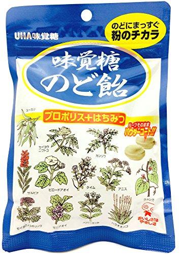 味覚糖のど飴 (90g×6袋)