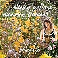 Sticky Yellow Monkey Flowers