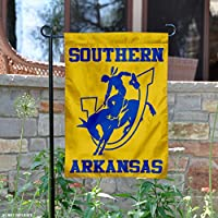 Southern Arkansas Muleriders Garden Flag