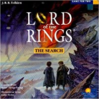 Lord of the Rings The Search (for Mount Doom)