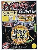 がまかつ(Gamakatsu) ナノ船カレイ仕掛(ショート) FR224 12-4