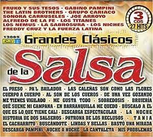 Grande Clasicos De La Salsa