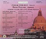 4 stagioni op 8 n.1 > n.4 (1725) Concerto RV 199 per violino 'Il sospetto' op 51 n. Concerto RV 347 per violino Estro armonico op 3 (1711) n.6 RV 356 in la