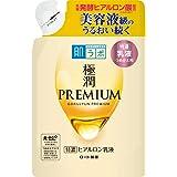 肌ラボ 極潤プレミアム ヒアルロン乳液 つめかえ用 クリーム 140mL