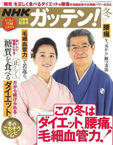 NHKガッテン!  2017年 冬号