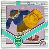 チャーミーツイン アンナ&ノゾミ フォーマルファッション 黄色のテンガロンハットのカウガール 0400493