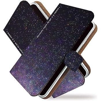 609106477e Amazon   [KEIO ブランド 正規品] Xperia XZ SOV34 ケース 手帳型 空 sov ...