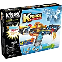 K-FORCE Flash Fire Motorised Blaster Building Set [並行輸入品]