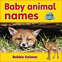 Baby Animal Names (My World: Reading Level C)