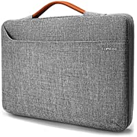 """tomtoc 360° Protective Laptop Handle Sleeve Fit Microsoft 13.5"""" Surface Book 1 & 2 