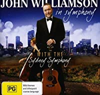 John Williamson in Symphony (Re-Release)