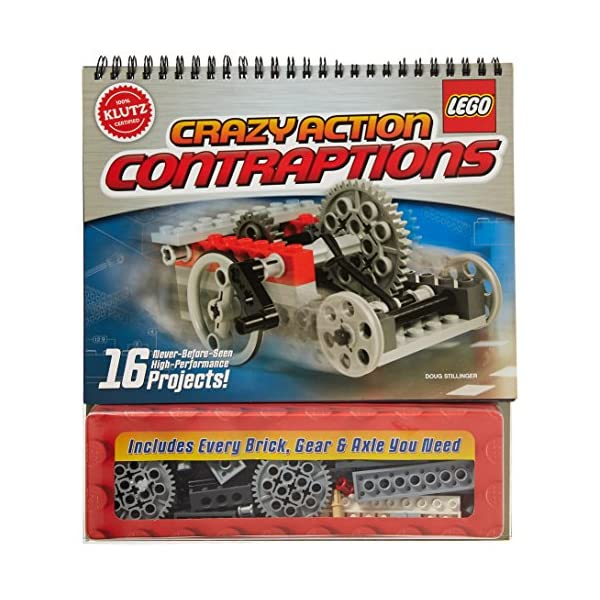 Lego Crazy Action Contra...の商品画像