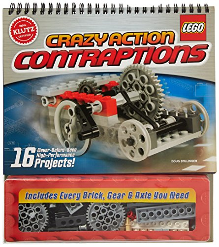Lego Crazy Action Contraptions...