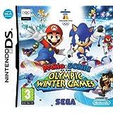 Mario & Sonic: Olympic Winter Games - Nintendo DS by Mario & Sonic at the Olympic Games [並行輸入品]