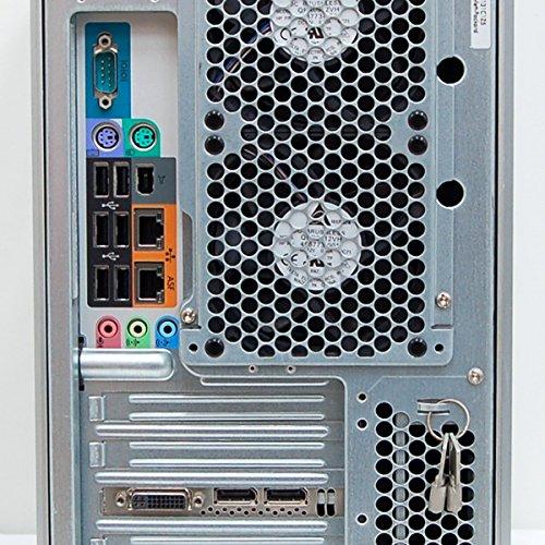 『中古ワークステーション HP Z800 WorkStation [NVIDIA Quadro 4000] (Windows 7 Professional 64ビット/ Xeon X5687 / 8GB / 450GB / Blu-Ray)』の2枚目の画像