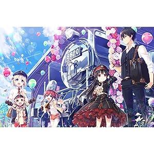 【Amazon.co.jpエビテン限定】まいてつ -pure station- 特別豪華版 with 抱き枕カバー 3Dクリスタルセット - PS4