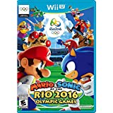 Mario & Sonic at the Rio 2016 Olympic Games - Wii U Standard Edition by Nintendo [並行輸入品]
