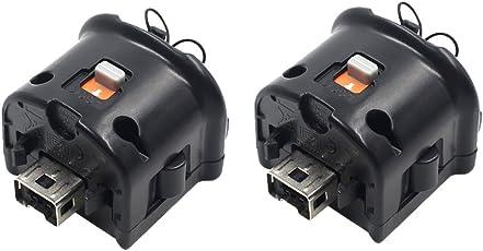 Yiteng  2個 Wii リモコン用 外部センサー アダプター モーションプラスセンサーアダプター