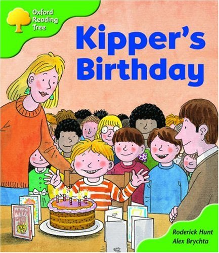 Oxford Reading Tree: Stage 2: More Storybooks A: Kipper's Birthdayの詳細を見る