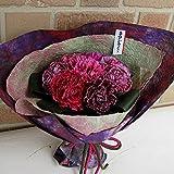 【母の日限定】カーネーションって、こんなにキレイでオシャレ! 特選カーネーションの花束・シック...