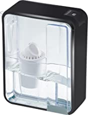 Terraillon ポット型浄水器 アーティック(容量1.5リットル) ブラック TWF902BK