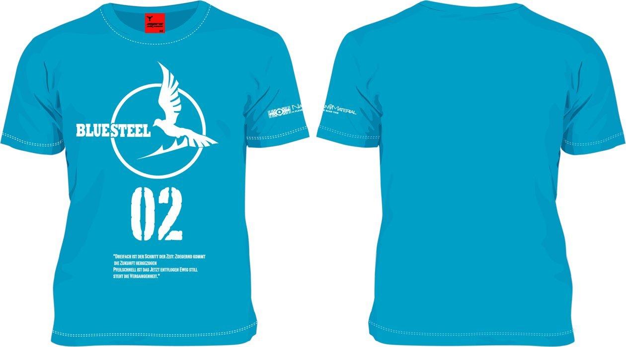 MARS16 蒼き鋼のアルペジオ タカオ02Tシャツ (S)