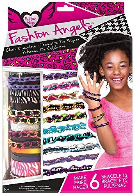 Fashion Angels Chain Bracelets Craft Kits by Fashion Angels, Project Runway [並行輸入品]