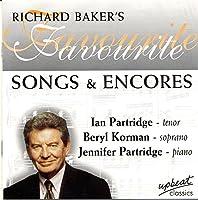 Richard Baker's Favourite Songs & Encores