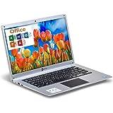 NAT-KU PC ノートパソコン/Windows10Pro/日本語キーボード/Office2019/メモリ4GB/SS…