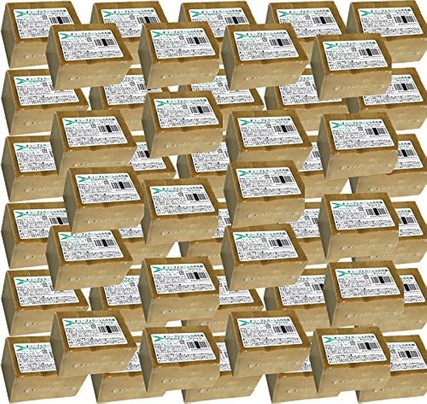 ベジタリアンキャプテンブライ絡まるオリーブとローレルの石鹸(ノーマル)50個セット [並行輸入品]
