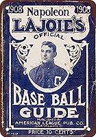 Baseball Guide ティンサイン ポスター ン サイン プレート ブリキ看板 ホーム バーために