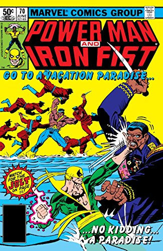 Download Power Man and Iron Fist (1978-1986) #70 (English Edition) B0112T7APA