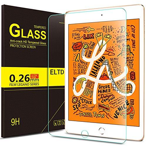ipad mini 5 ガラスフィルム ELTD apple ipad mini 5 液晶保護フィルム ipad mini 2019 保護フィルム高透過...