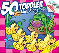 50 Toddler Sing-Along Songs (Dig)