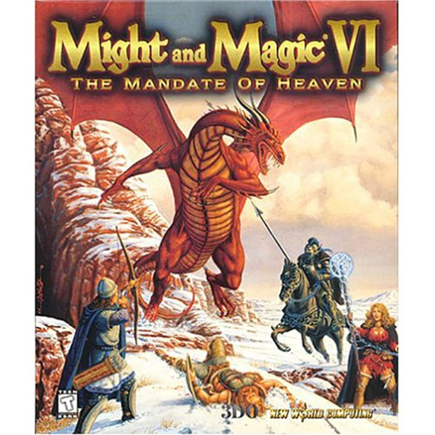 魚マカダム暗いMight and Magic VI: The Mandate of Heaven Special Edition (輸入版)