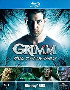 GRIMM/グリム ファイナル・シーズン ブルーレイBOX [Blu-ray]