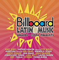 Billboard Latin Music Awards: Nominees