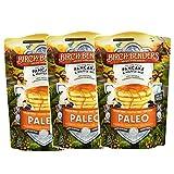 【海外直送品】3袋セットBirch Benders Paleo Pancake & Waffle Mix -12 oz(340g)x3袋