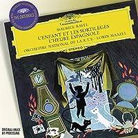 Ravel: L'Enfant et les Sortileges / L'Heure Espagnole (2001-12-21)