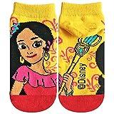 ディズニー キッズソックス アバローのプリンセス エレナ子供靴下 エレナ 02 オレンジ・レッド 13cm~18cm AWDS4518J