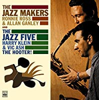 "THE JAZZ MAKERS / THE JAZZ FIVE ""THE HOOTER!"""