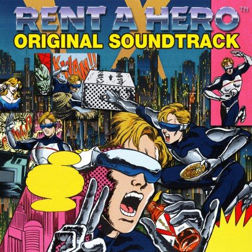 レンタヒーロー オリジナルサウンドトラック 〜君は人のためにレンタヒーローになれるか〜