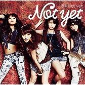 【特典生写真無し】週末Not yet (DVD付)(Type-B)
