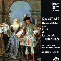 Rameau: Orchestral Suites from Nais & Le Temple de la Gloire (1995-03-21)