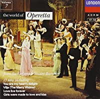 The World of Operetta, Vol. 7 by Joan Sutherland (1992-05-14)